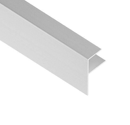 ALU F endstrip 67 × 40 mm